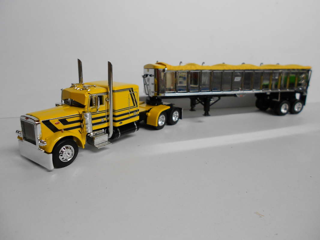 Custom Toy Semi Trucks : Stock dcp trucks b r custom die cast replicas